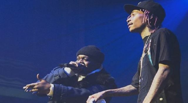 Wiz Khalifa Smoke DZA