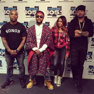 Omarion Breakfast Club 2