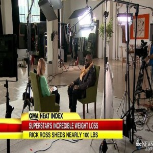 Rick Ross GMA