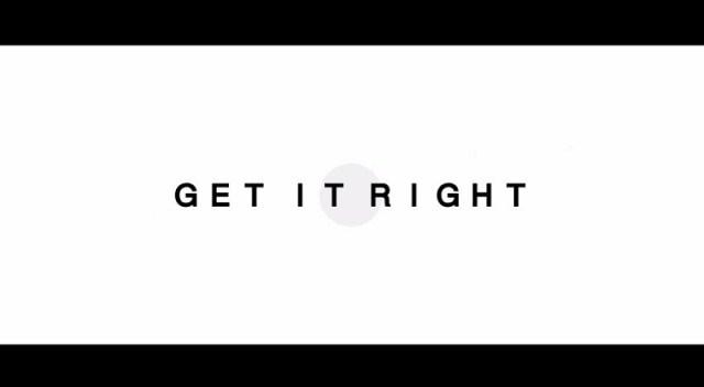 Getitrightlyricvid