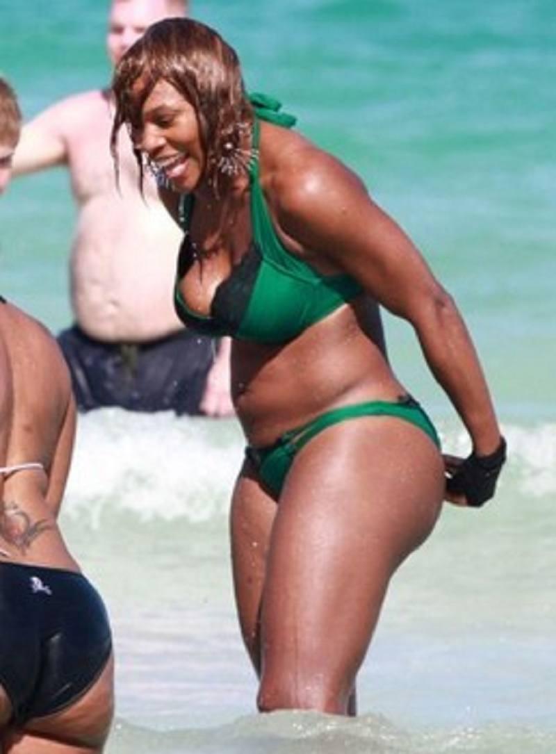 Pics Of Serena Williams Ass 34