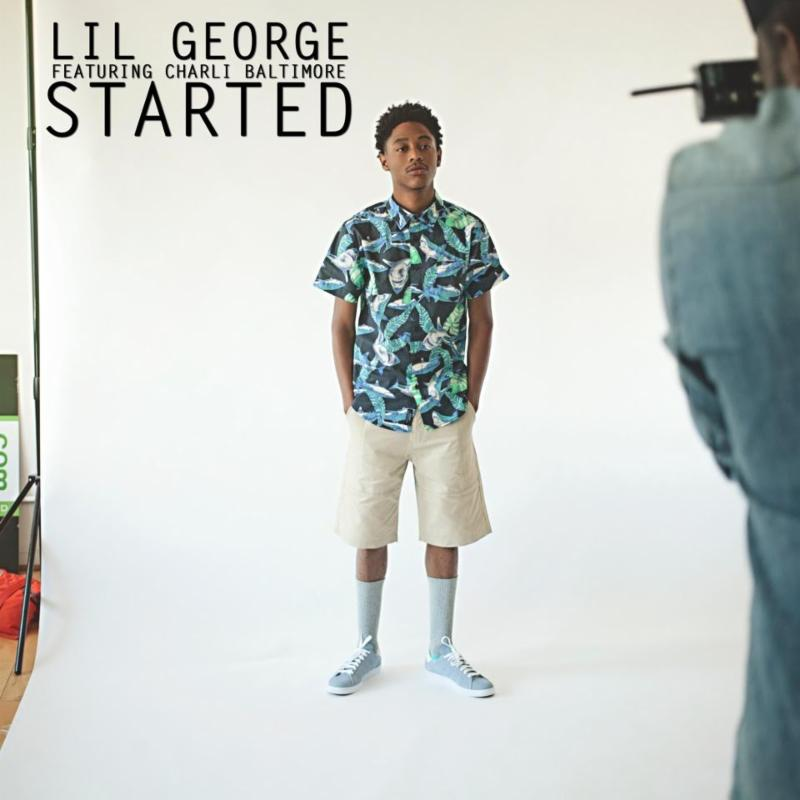 Started Lil George