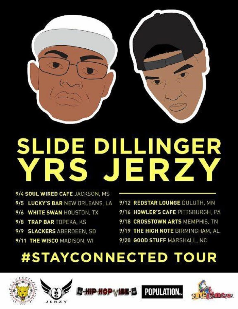 Stay Connected Tour