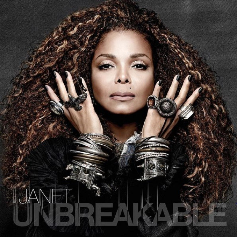 Unbreakable official album cover