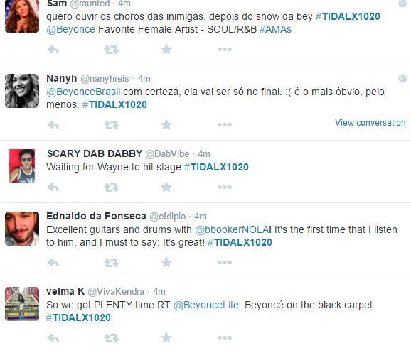 Beyoncetidal5