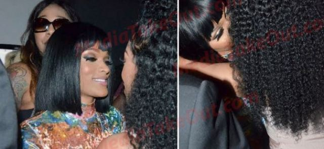 K. Michelle is reportedly dating Joseline after pics ... K Michelle And Joseline