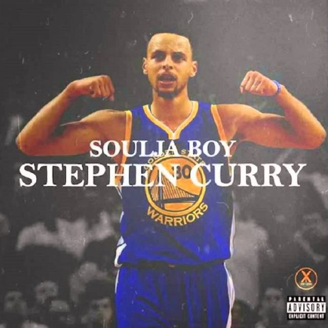 "8fd23d9cf8d4 Soulja Boy – ""Stephen Curry"""