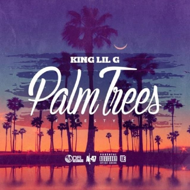 "King Lil G – ""Palm Trees"""