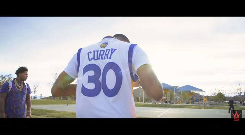 "04144c591e7a Soulja Boy – ""Stephen Curry""  VIDEO"