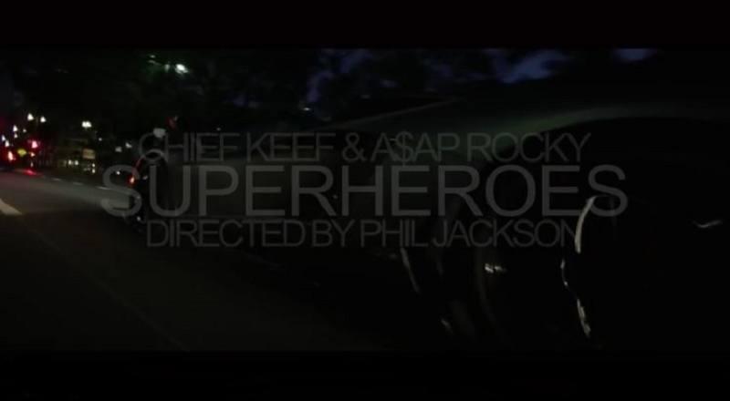 Superheroesvid