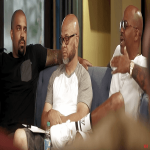 Dame Dash Family Therapy