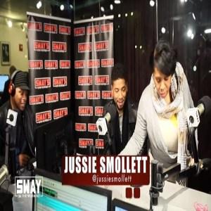 Jussie Smollett Sway