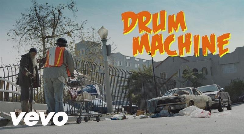 Drummachinevid
