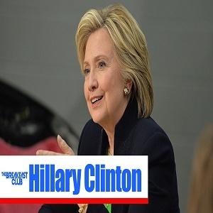 Hillary Clinton Breakfast Club