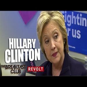 Hillary Clinton #RevoltforBreakfast