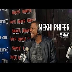 Mekhi Phifer Sway