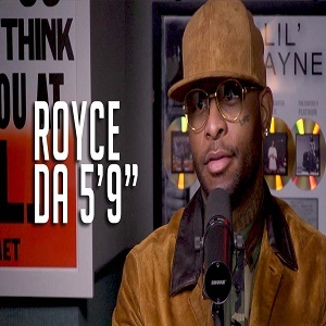 Royce Da 5'9 Hot 97