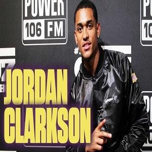 Jordan Clarkson Power 106