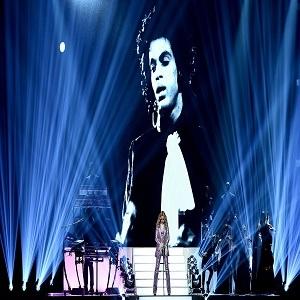 Madonna Prince tribute BBMAs