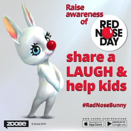 RedNose Bunny