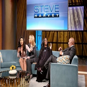 Steve Harvey Sister Patterson