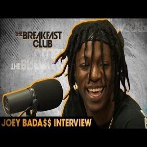 Joey Bada$$ Breakfast Club
