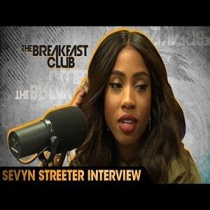 Sevyn Streeter Breakfast Club