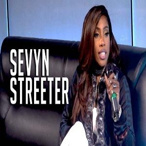 Sevyn Streeter Hot 97 2