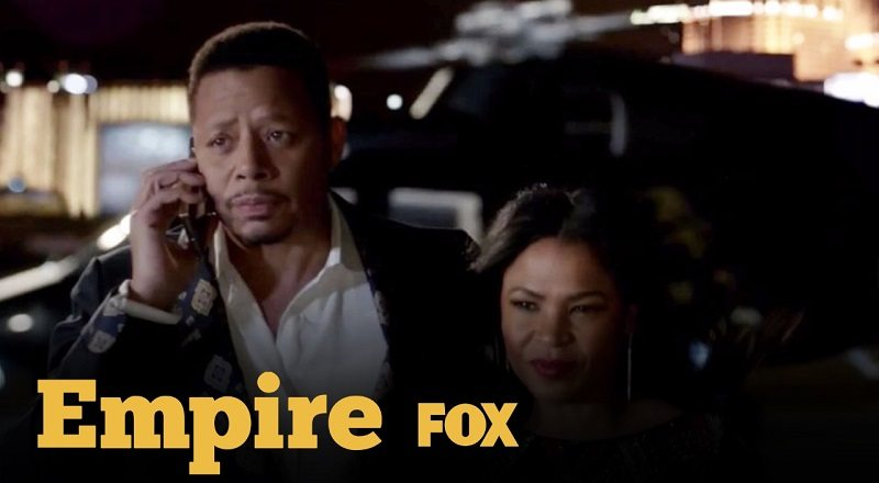 Image result for empire season 3 episode 18 lucious and giuliana helicopter