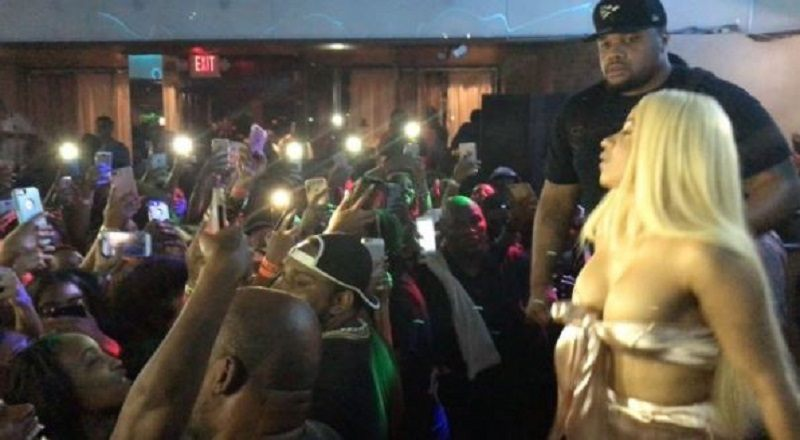 This Dedicated Cardi B Fan Made Their Love Very Permanent: Cardi B Turns Up With Her Fans In Richmond, VA During