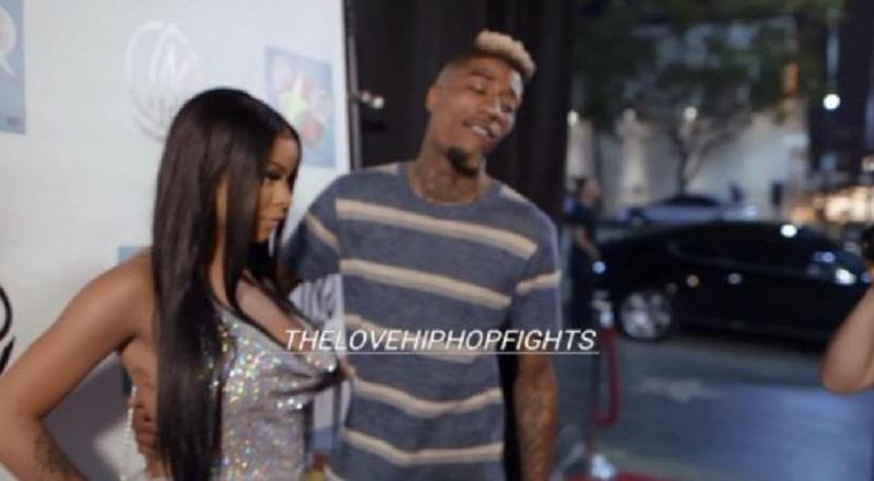 Solo Lucci … Really, how old is this guy? #LHHH fans are