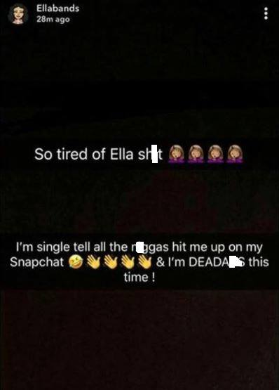 Ella Bands puts A Boogie on blast for cheating on her, sharing video