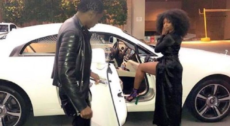 Michael Blackson And Georgia Reign Are Back Together As