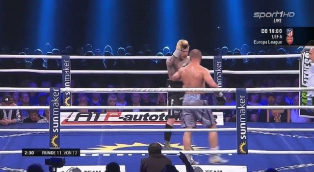 Chris Eubank Jr vs Arthur Abraham Full Fight Video