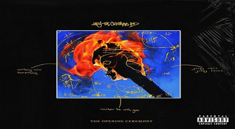 """Mixtape Download: BJ the Chicago Kid – """"The Opening Ceremony"""""""