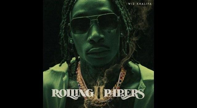 "Album Stream: Wiz Khalifa – ""Rolling Papers 2"" #RollingPapers2"
