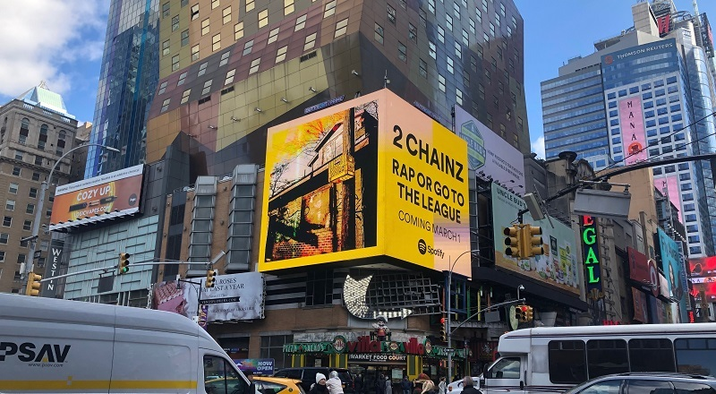 """2 Chainz partners with Spotify to release """"Rap or Go to the"""