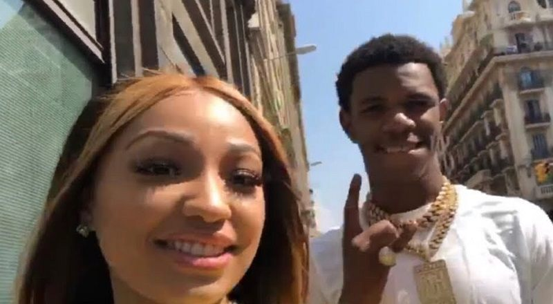 3d7a6d898171ce A Boogie Wit Da Hoodie and Ella Bands are now beefing on social media