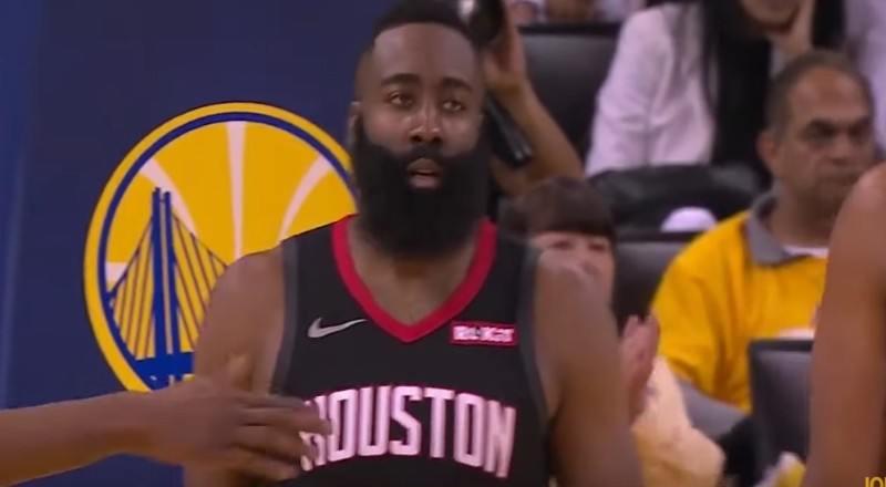 2d833d11e48 Houston Rockets vs Golden State Warriors – Game 1 – Full Game Highlights