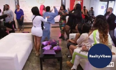 "Akbar V gets into fight with Tokyo Vanity and Spice, on the ""Love & Hip Hop Atlanta"" season nine finale."