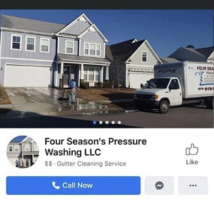 """The owner of Four Seasons Pressure Washing, in Wilmington, North Carolina, is being put on blast. On Facebook, he made several inflammatory remarks about the deaths of Trayvon Martin, George Floyd, Ahmad Abrey, and other deaths. He made several racist remarks, mainly towards black people, referring to them as """"criminals,"""" also insulting Hillary Clinton and Colin Kaepernick."""
