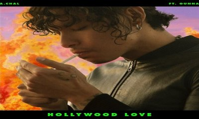 "A.CHAL releases new single, ""Hollywood Love,"" featuring Gunna."