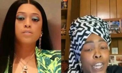 Khia went on an Instagram rant, over Trina refusing to do an IG Versuz battle with her. She said a ton of cruel things about Trina, including about her mother, and even accused her of having HIV. Trina did respond, saying growth is ignoring people who need to be swung on, as in punching/fighting.