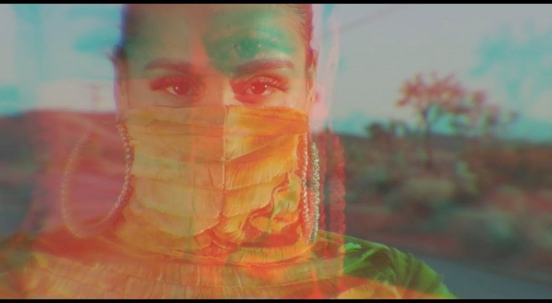 "Kehlani premieres ""Open (Passionate)"" quarantine-style music video"