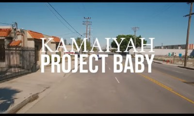 "Kamaiyah releases her ""Project Baby"" music video."