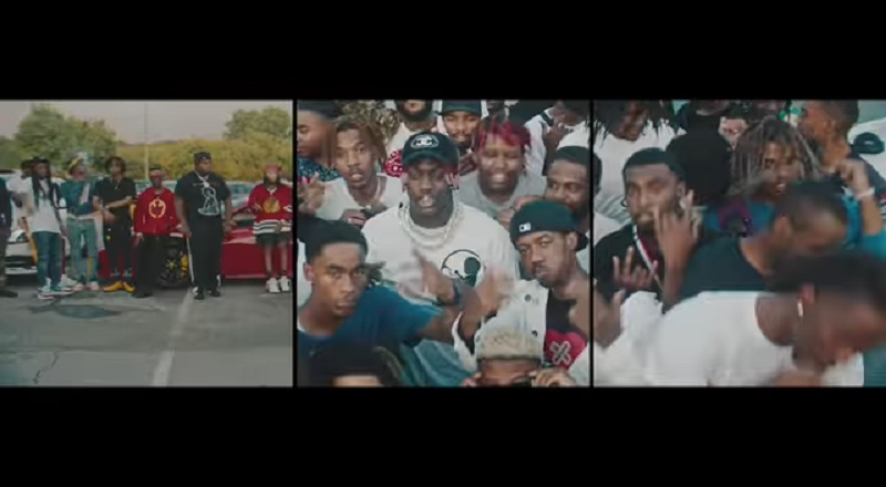 """Lil Yachty releases the """"Split/Whole Time"""" music video."""