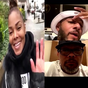 """Swizz Beatz comes under fire for seeming to dismiss Janet Jackson's legacy for the Versuz battle. The fans were particularly upset that he said that Janet """"doesn't have a vault."""""""