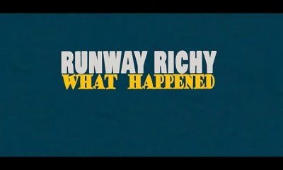 "Runway Richy releases the music video for ""What Happened,"" his new single."
