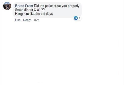 Bruce Frost, the owner of Frost RV, in Tucson, Arizona, spoke out to the reactions about police brutality. He is among the people who have basically denied minorities are being victimized by the police. Responding to a report