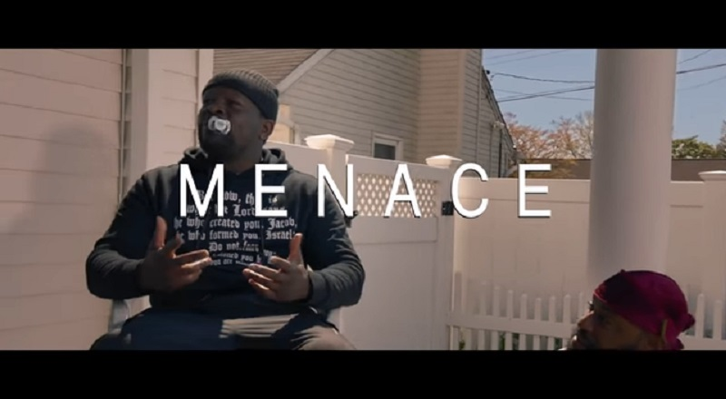"Dave East releases music video for ""Menace"" single."